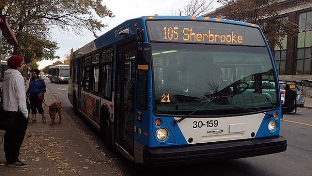 Overcrowding On Ndg S 105 Sherbrooke Bus Prompts Petition