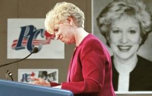 Kim Campbell, 1993