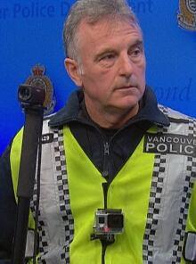 Vancouver police body camera