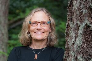 UBC Forestry professor Sally Aitken