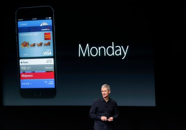 Apple pay Oct 16 2014 announcement