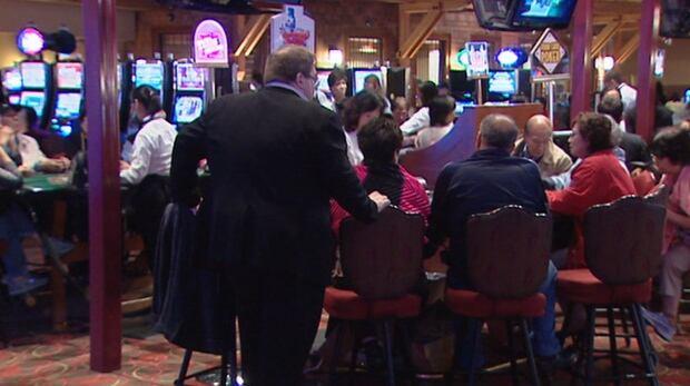 B.C. casino stock
