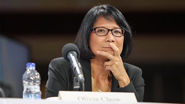 Olivia Chow said she will take a break before deciding on what's next. 'I do want to contribute,' she told Metro Morning host Matt Galloway Wednesday. 'In what form, I don't know yet.'