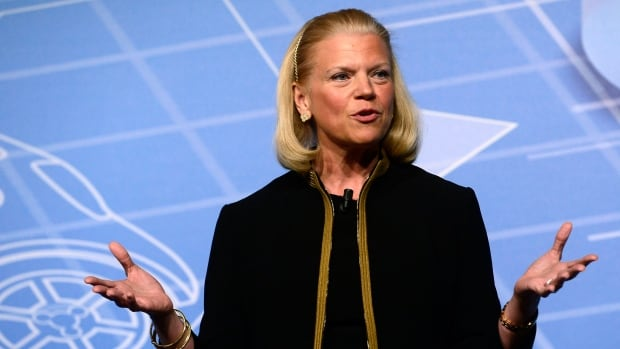 Ginni Rometty, chairwoman and CEO of IBM, sold off the company's underperforming semiconductor business by paying Globalfoundries to take it.