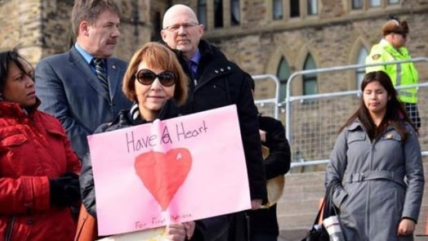 Cindy Blackstock is now in the final round of her long battle with the federal government over how much money they provide for child and family services on reserves.