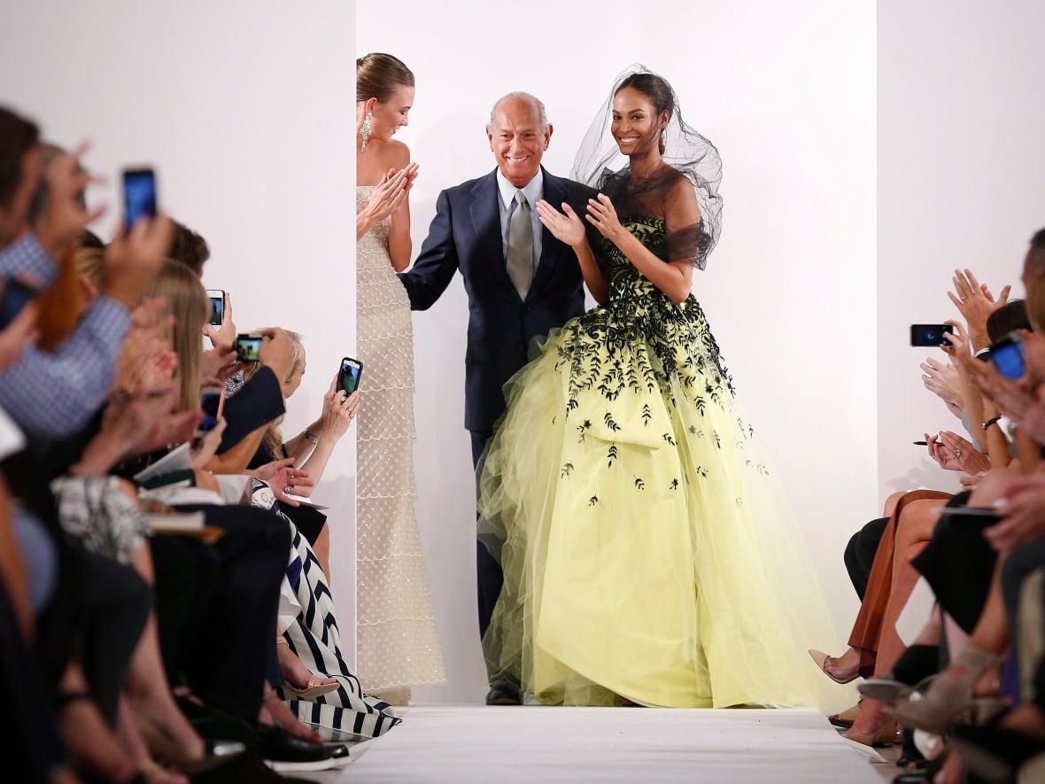 Oscar De La Renta Legendary Fashion Designer Dead At 82 Cbc News