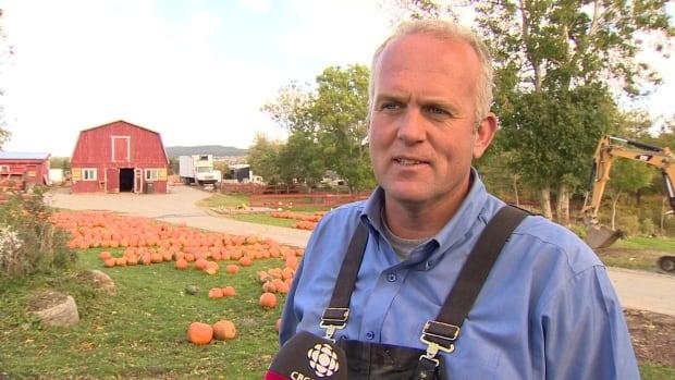 Farmer defends coffee grounds dump site
