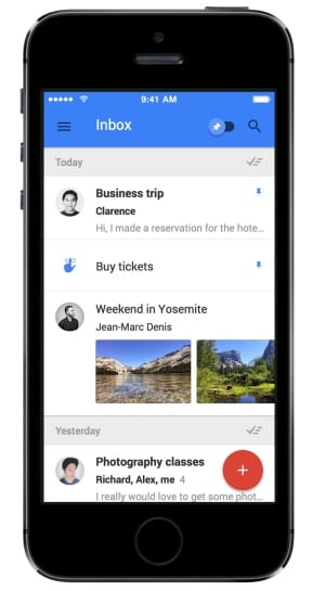 Google Inbox Gmail Management Tool