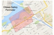 Ottawa Safety Perimeter