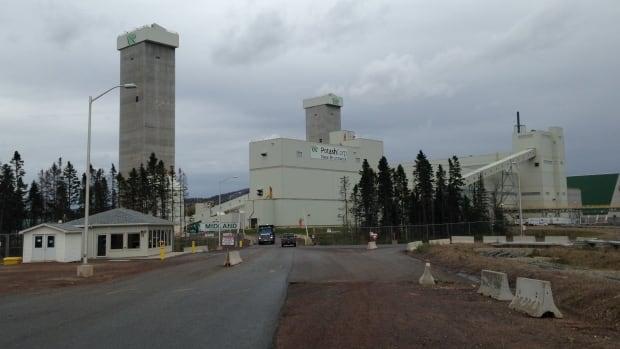 Potash Corporation of Saskatchewan announced on Tuesday it is indefinitely suspending its Picadilly mine operation near Sussex, N.B.