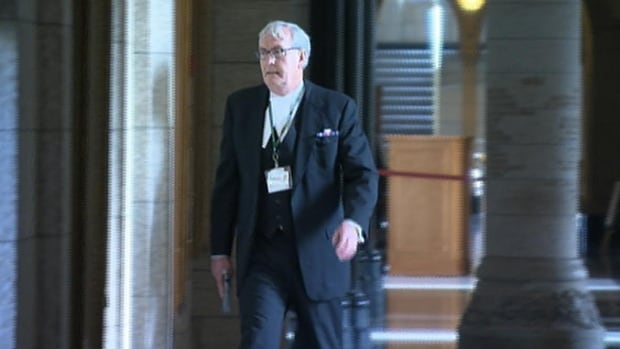House of Commons Sergeant-at-Arms Kevin Vickers is a 29-year veteran of the RCMP. He was credited Wednesday with helping to stop the attacker on Parliament Hill.
