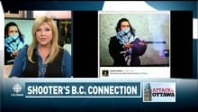 Ottawa shooter's Vancouver connection