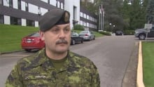 Canadian Forces in B.C. react to Ottawa attack