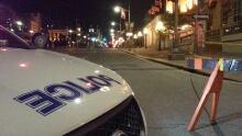 Ottawa police cruiser Wellington Chateau Laurier Oct. 23 2014