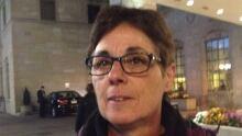 Valerie Bell Ottawa shooting War Memorial resident Oct 23 2014