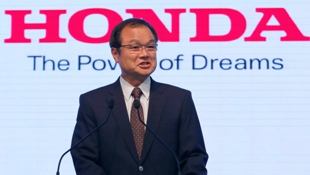 Honda Motor Co. President Takanobu Ito will lose 20 per cent of his pay and 12 executives will lose 10 per cent over quality control issues at the Japanese automaker.