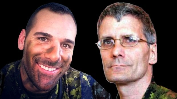 Donations will be split between the families of Cpl. Nathan Cirillo and Warrant Officer Patrice Vincent, fund organizers say.