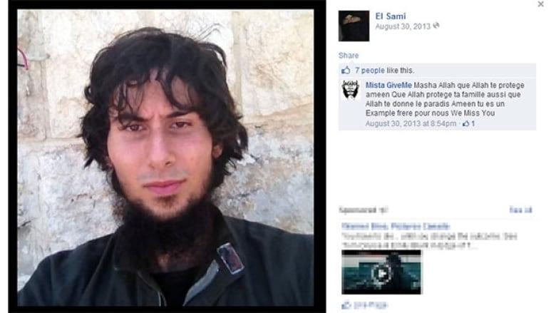 The digital journal of a Montreal-born jihadist