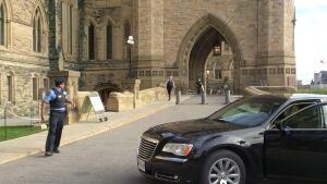 Zehaf-Bibeau stolen car by Martin Begin Oct 22 2014 CBC
