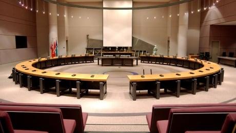 Ottawa city council chamber