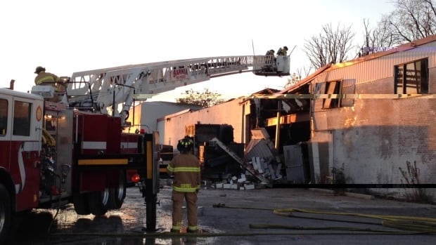1 person was critically injured, 3 people were seriously injured and 1 person has minor injuries after an industrial explosion in Sarnia, Ont.