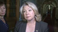 Environment Minister Mary Polak