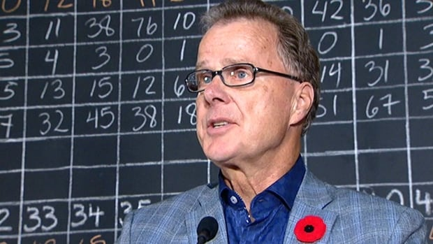 Education Minister Gordon Dirks was elected the MLA for Calgary-Elbow in the Oct. 27 byelection.