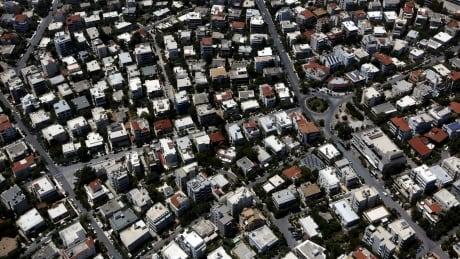 suburbs housing subdivision