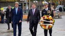 John Kerry Ottawa Shooting