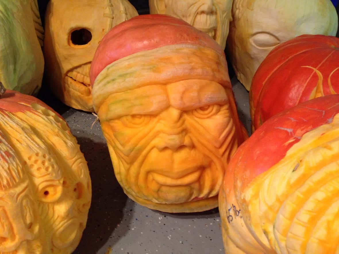 Halloween pumpkin carving: expert tips and listeners creations