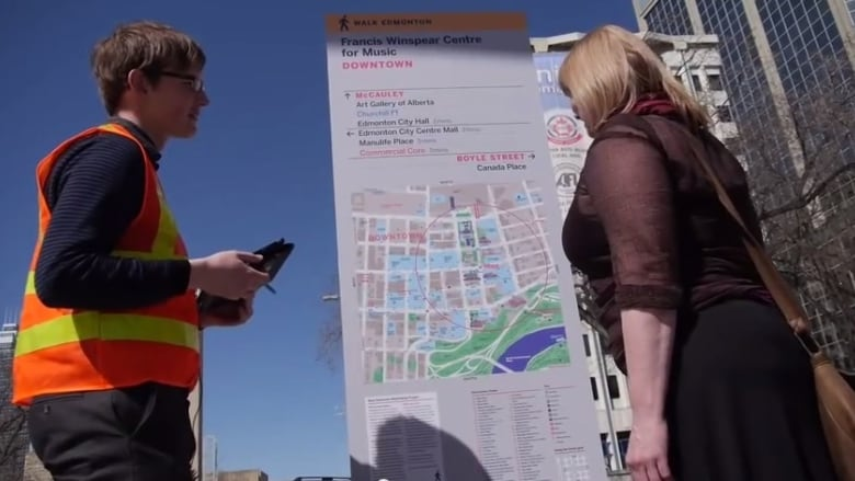 $10 8M price tag for new wayfinding maps has councillors lost in the