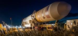 NASA Antares rocket