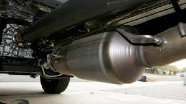 Thieves target Volkswagen catalytic converters in New Westminster