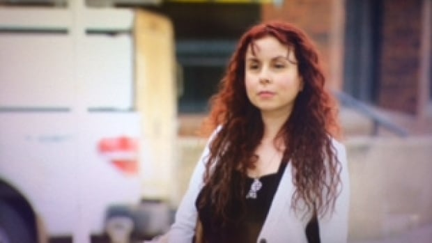 Simona Tibu is charged with assaulting a peace officer and resisting arrest.