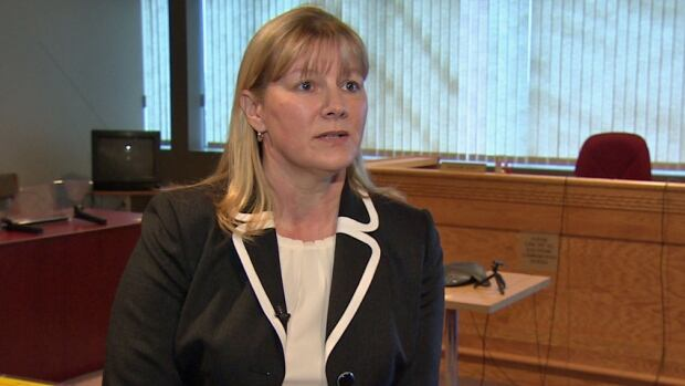 Marlene Hickey is chief review commissioner with the Workplace, Health, Safety and Compensation Review Division (WHSCRD).