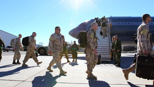 The Canadian government announced on Monday that it will triple the number of military personnel that are part of a training mission in Iraq.