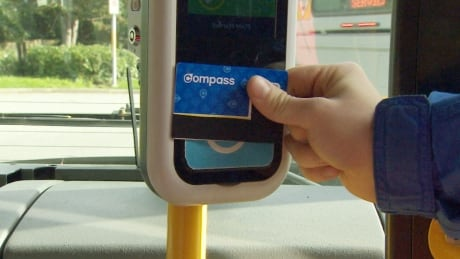TransLink Compass Card - Oct. 29, 2014