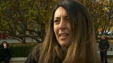 Ela Ienzi shootings one week later National War Memorial Oct 29 2014