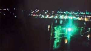 "'UFO"" flying over Saint John, captured on video by John Edwards"