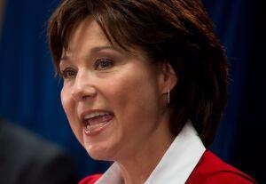 British Columbia Premier Christy Clark - AIDS Ward Success 20140527