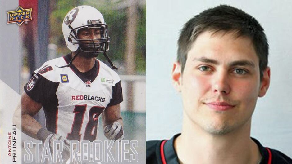 new concept dcaf4 37daf Marcus Henry subs for Redblacks rookie in trading card gaffe ...