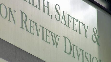 Workers compensation review division NL building CBC