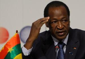Burkina Faso Blaise Compaore