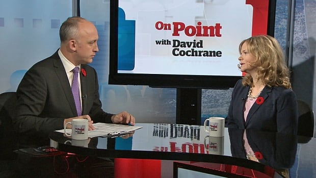 Justice and Public Safety Minister Judy Manning is the featured guest on the Nov. 1, 2014, edition of On Point with David Cochrane.