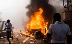 Burkina Faso protests