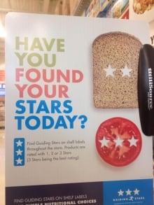 Guiding Stars nutrition program