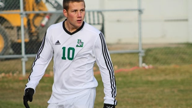 Saskatoon's Brett Levis begins is professional career on March 29 with the Vancouver Whitecaps.