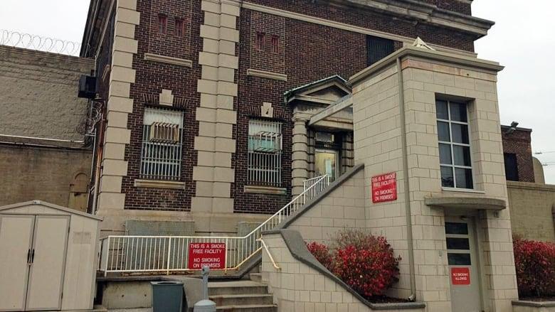 Former Windsor jail for sale, bids accepted for 30 days