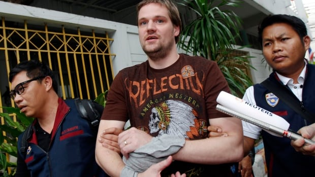 Pirate Bay co-founder Fredrik Neij to be extradited to Sweden from Thailand