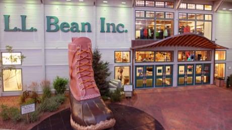 L.L. Bean flagship store.
